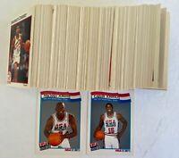 1991-92 HOOPS BASKETBALL COMPLETE  SERIES 2 SET #331-590 USA Dream Team 2 JORDAN
