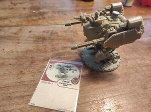Dust Tactics SSU Type 45, KV-3R Heavy Gatling Walker