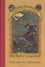 The Ersatz Elevator (A Series of Unfortunate Events, Book 6) by Lemony Snicket