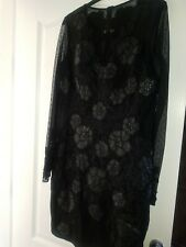 Size 16 Black dress