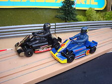 PAIR OF BRAND NEW MICRO SCALEXTRIC KARTS - LOADS MORE CARS FOR SALE