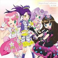 PRIPARA SONG COLLECTION 1ST STAGE DX-JAPAN CD+DVD F04