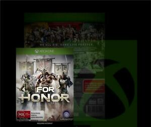 XBOX ONE / FOR HONOR (XBOX ONE GAME) BRAND NEW, FREE POSTAGE.