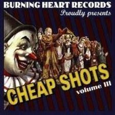 Cheap Shots 3 (1998) Millencolin, No Fun at All, Satanic Surfers, 59 Time.. [CD]