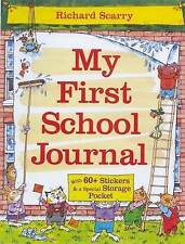 My First School Journal, Richard Scarry, New Book