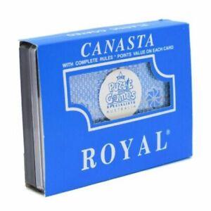 PLAYING CARDS – CANASTA – ROYAL