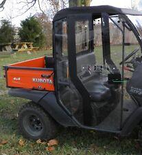 Kubota RTV X 900/1120 Hard Lexan Doors