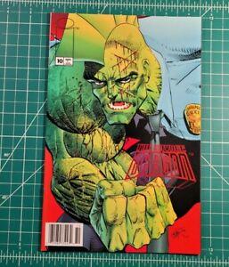SAVAGE DRAGON #10 (1994) Rare Newsstand Variant Image Comics Erik Larsen