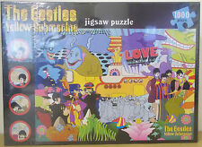The Beatles ~ Yellow Submarine ~ 1000 Piece Jigsaw Puzzle ~ Classic Album Cover