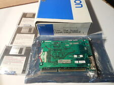 Omron SYSMAC BOARD C200PC-ISA12-DRM-E NEW SYSMATE software