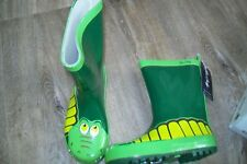 Be Only-boys green wellies.UK 11 kids.New in box.RRP 39 Euros