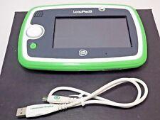 LeapFrog LeapPad3 Green Kids Learning Tablet Factory Reset No Stylus