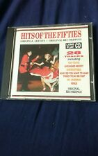 Hits Of The Fifties CD 1992