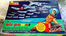 DECALS (REPRODUCTIONS):  MONOGRAM 1959 AIR POWER KIT