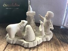 Snowbabies by Department 56 This Is Where We Live #6805-5 boxed Retired 1994
