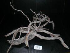 Manzanita Aquarium Wood Reptile, Bird, Arts & Crafts, Non-Treated S3