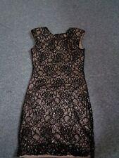 (A176) Ausgefallenes Damen Abendkleid GR: GR: S/36/38