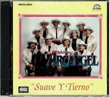 Banda Arcangel Suave y Tierno  BRAND NEW SEALED  CD
