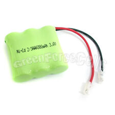 1 pc Rechargeable Ni-CD 2/3 AAA 3.6V 300mAh Battery Pack Cell 404 For Phone