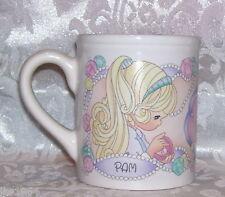 Precious Moments Name Pam Coffee Cup Mug Euc 1997