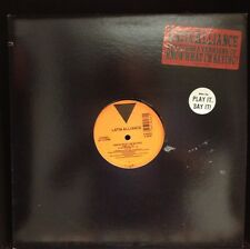 "[RAP]~NM 12""~LATIN ALLIANCE~PAL JOEY~Know What I'm Saying~[x5]~Can You Feel It"