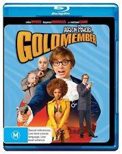 Austin Powers: Goldmember BD             Blu-Ray Region B