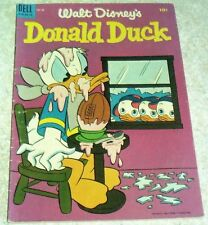 Walt Disney's Donald Duck 38 FN/VF 7.0 The Song Writers! 50% off Price Guide!