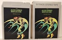 HTF! Alexis Korner Bootleg Him Double Play 8 Track Tape
