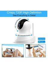 TENVIS HD IP Camera Wireless Surveillance Camera Night Vision/ Two-way Audio/PTZ