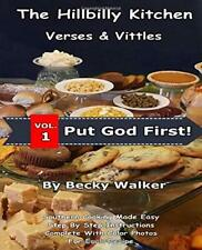 The Hillbilly Kitchen Verses and Vittles Down Home Country Cooking Paperback