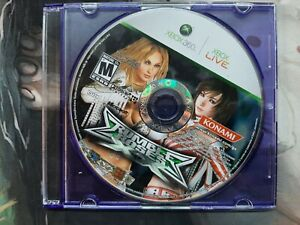 Rumble Roses XX (Microsoft Xbox 360, 2006) Disc Only