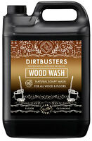 Dirtbusters Eco Wood Floor Cleaner Soapy Solution For All Wooden Cleaning 5L