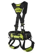 Edelrid Full Body Flex Tower Harness Green/Black, New In Box!