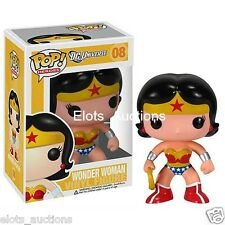 Wonder Women 08 DC Comics Funko Pop! Heroes Vinyl Figure New NIB