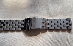 Breitling Stainless Steel Bracelet CHRONOMAT / EVOLUTION / PILOT 22 MM / 15 CM