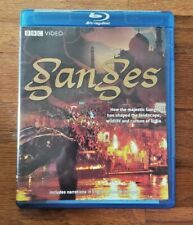 GANGES – BBC VIDEO – BLU-RAY MOVIE