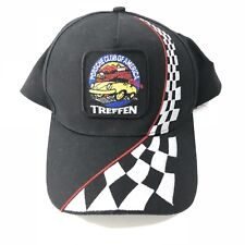 Porsche Club Of America Treffen Black Snapback Hat Cap 2013 Fast Lane Travel