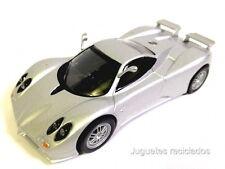 1/43 PAGANI ZONDA C12S DIECAST MODEL CAR miniatura metal escala