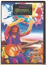 DVD SANTANA viva santana