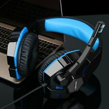 Gaming Headset,TeckNet USB 7.1 Channel Surround Sound Over-Ear Gaming Headphones