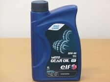 ELF Moto Gear Oil 80W-90 1 Liter Getriebeöl GL 5