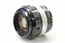 Nikon Nikkor-H F1.8 / 85 mm, gut adaptierbar an Canon, MFT oder Sony