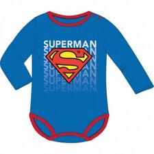 """Body Bébé Manches Longues """"Superman"""" - 24 Mois - 86"""