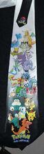 L@@K!Pokémon Neck tie! Charizard Squirtle Pikachu Ponyta Snorlax Dragonite Evee