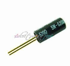 10PCS SW-520D Vibration Sensor Metal Ball Tilt Shaking Switch W-520D