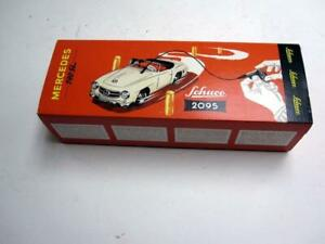 New in box Schuco German made Mercedes 190SL remote control wind up car # 2095