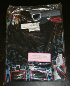 """Vintage 90's Dale Earnhardt """"THE MAN"""" T-Shirt Tee - Large Dead Stock - All Over"""