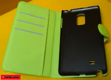 Samsung Galaxy Note Edge SCHUTZHÜLLE / grün / OVP