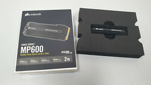 Corsair Force MP600 2TB, M.2 NVMe PCIe4.0 Solid State Drive