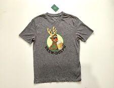 Mens Next Christmas T-Shirt Size S Xmas/festive/Xmas/ Rudolph